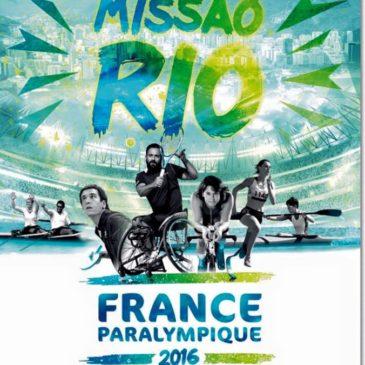 Paralympiques RIO 2016