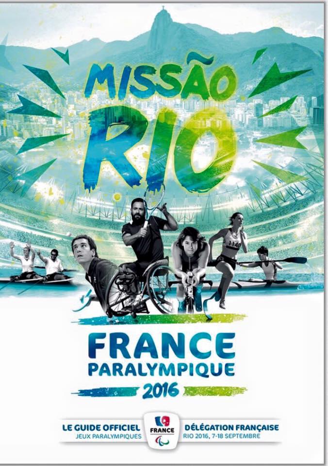 Rio jeux paralympiques 2016