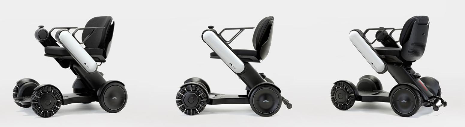 robot de transport WHILL Model C